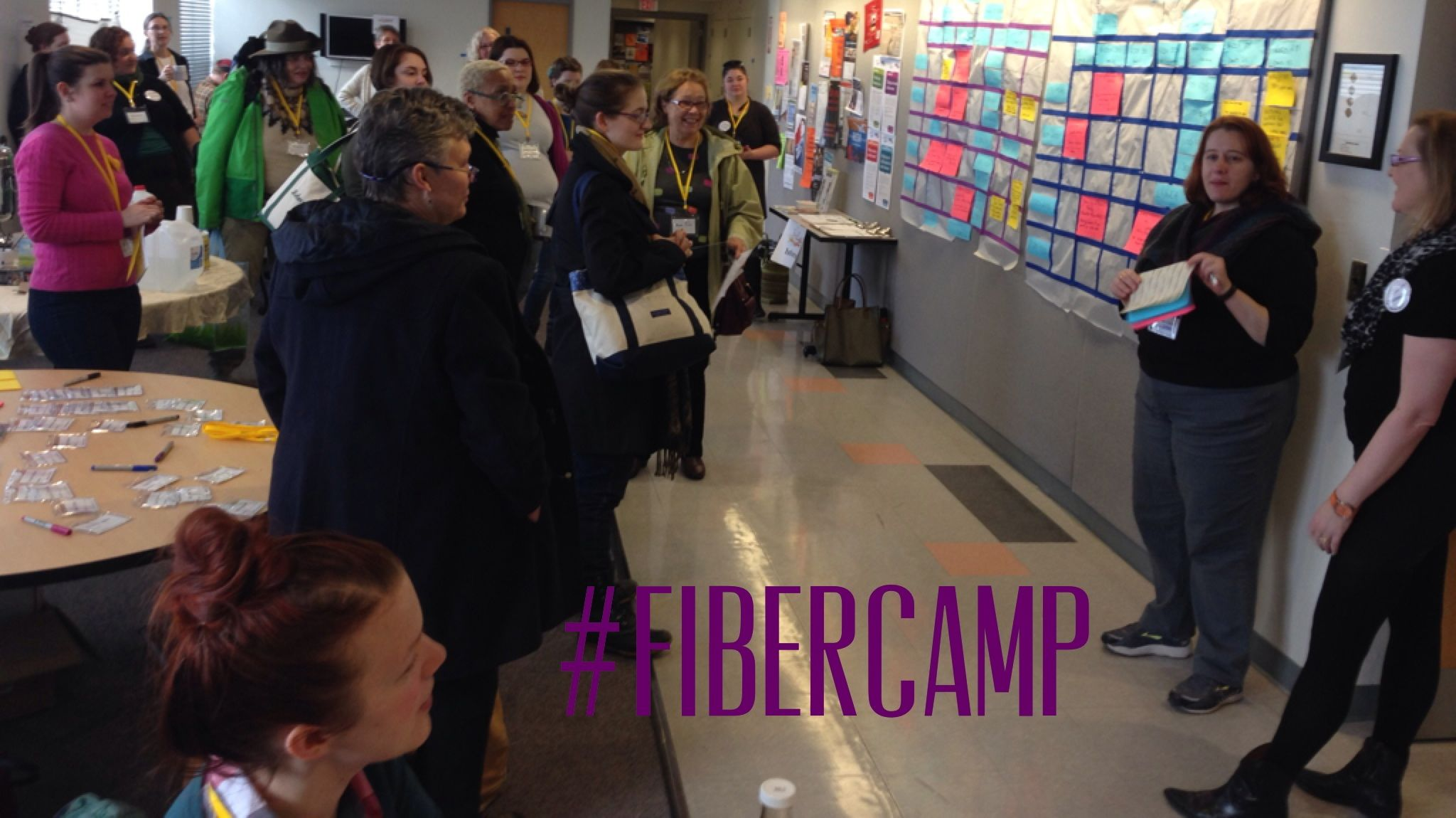 FiberCamp Boston: The Smorgasbord of Learning