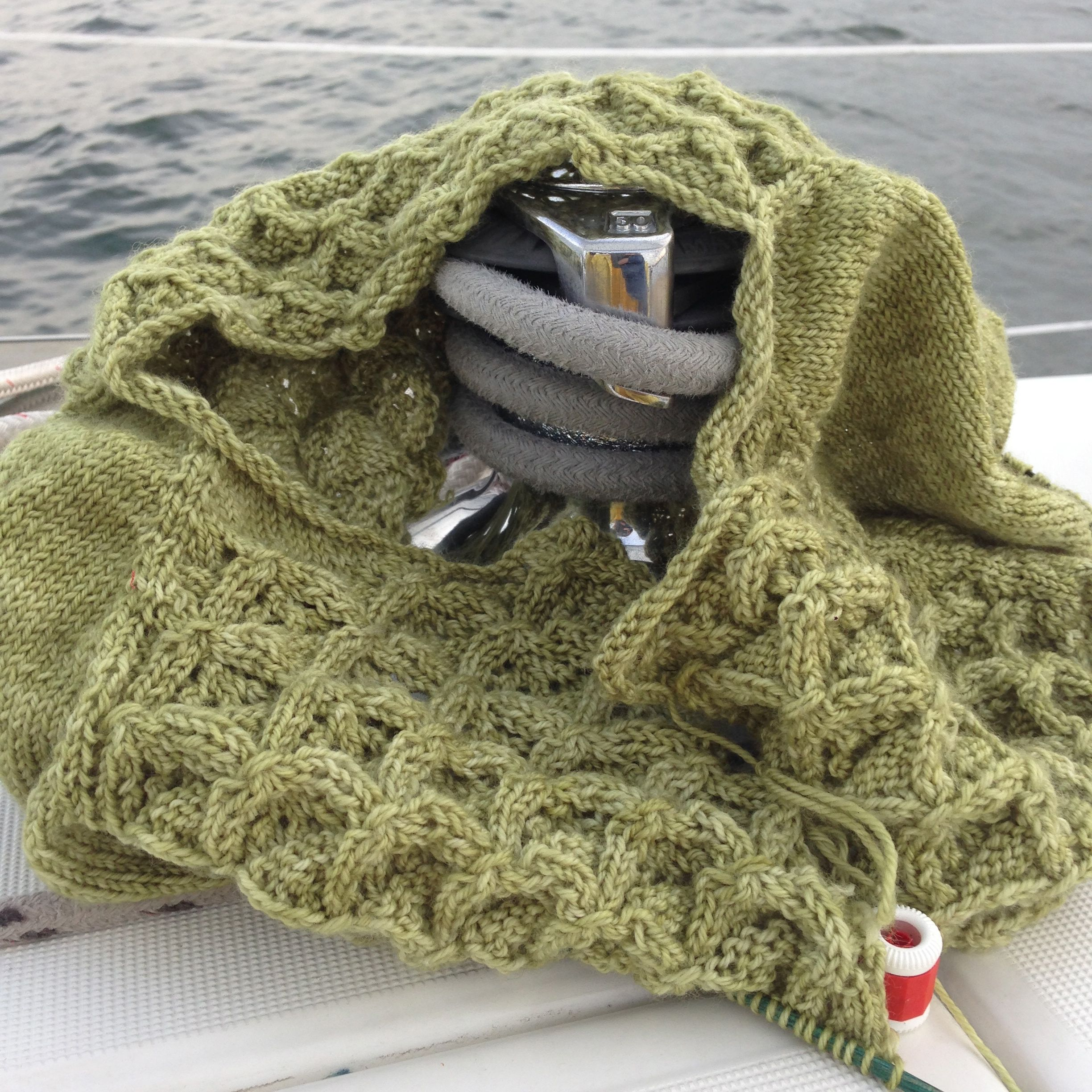 Easy Knitting for Summer Travels