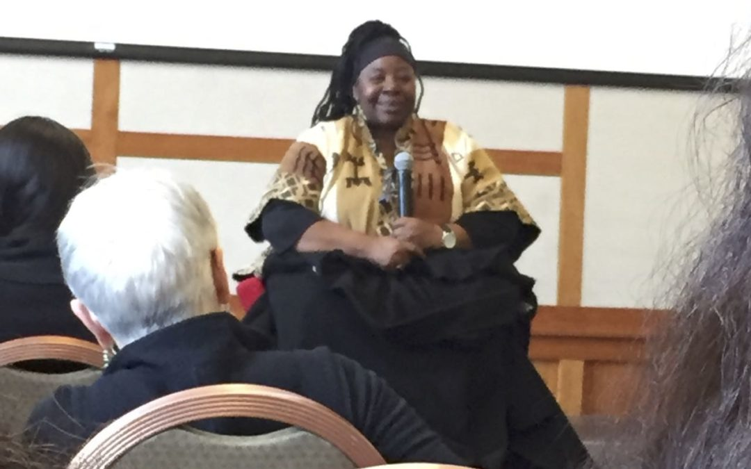 Loretta Ross at 2018 Local Environmental Action Conference